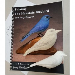 Kits, Bird Carving Jerry Simchuk Complete Kits W/Rough-Out