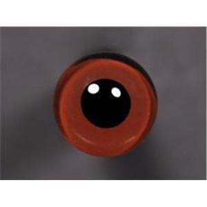 Tohickon Glass Eyes Off-Wire #112 - 05mm Med.Brown M/P