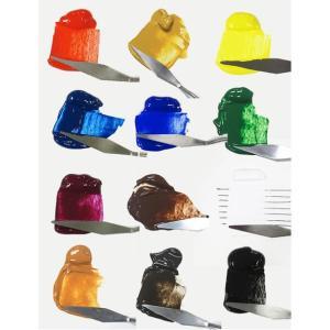 A Heritage Multimedia Matte Acrylic, 12 Color Heritage Starter Set 2 1/2 oz