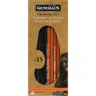 General's #G15 Learn to Draw Now! Kit