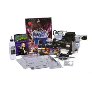 Iwata Craig Frasers Magic Box of Tricks Airbrushing Kit