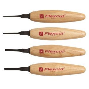 Flexcut MT800 90 deg. Parting Micro Tool Set