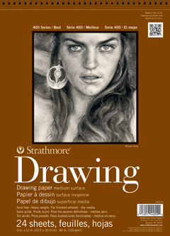 Strathmore 400 Series Drawing Pa