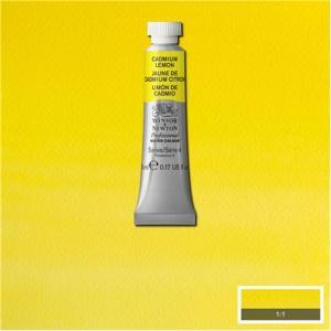 WN PROFESSIONAL WATER COLOUR 5ML Cadmium Lemon