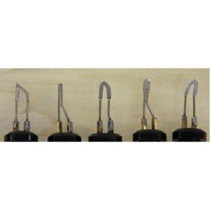 Colwood  Standard  5 ps  Replaceable Polished Tips Set ,B, C ,D, J