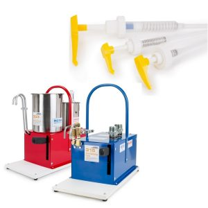 West System Epoxy Metering Pumps