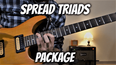 Spread Triads Package