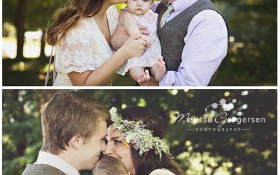 Janice & Eric {Sherwood Gardens Wedding Photographer Plainwell Michigan}