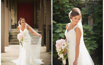 Brooke and Jason {Kalamazoo Lawton Michigan Wedding Photographer}