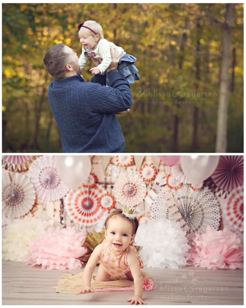 Kalamazoo Michigan Baby Children Photography