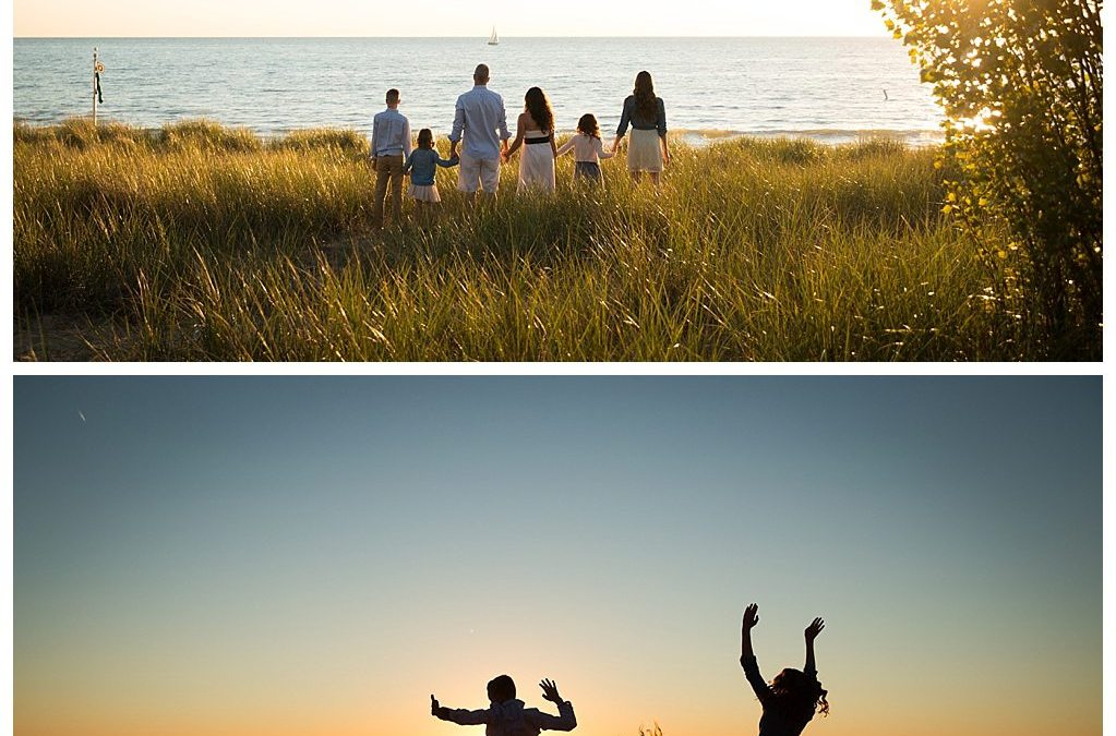 Lake Michigan Family Photographer {South Haven Saint Joseph Michigan Photographer}