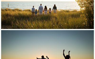 Lake Michigan Family Photographer {South Haven Saint Joseph Michigan Photographer}