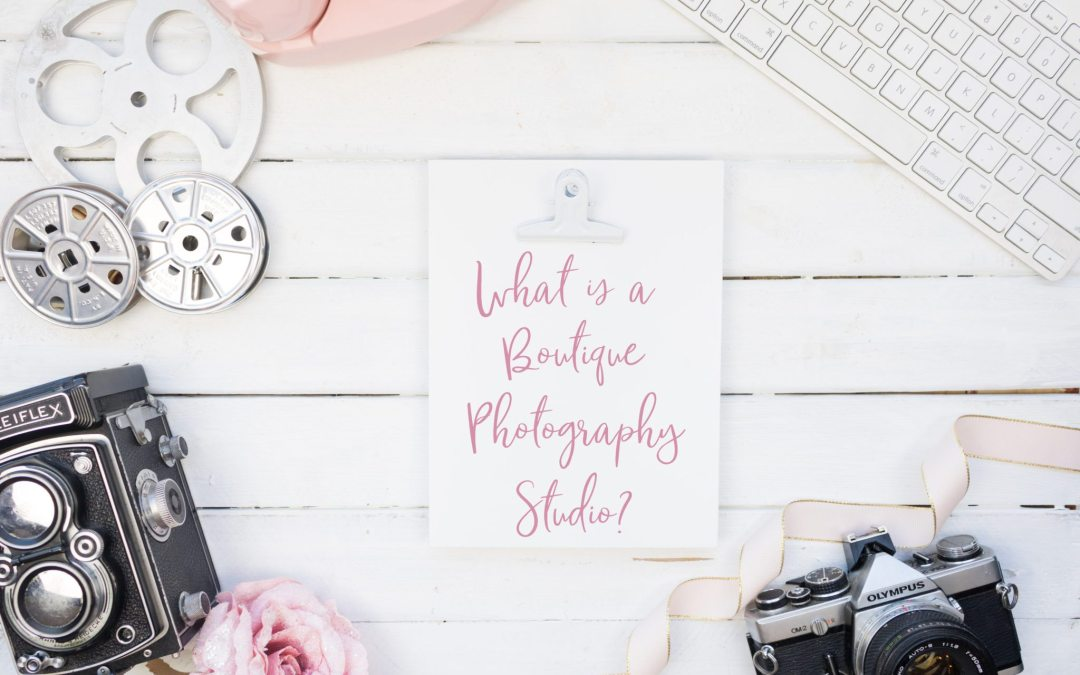What is a Boutique Photography Studio? {Kalamazoo Michigan Photography Studio}