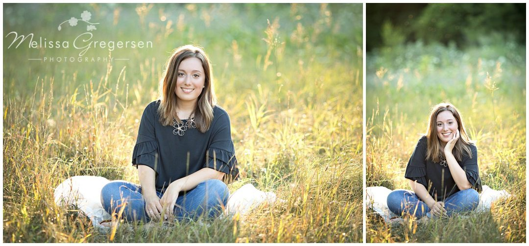 Emily :: Kalamazoo High School Senior Photography Gregersen Photography