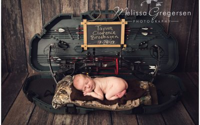 Tayven :: {Kalamazoo Michigan Newborn Baby Photography}