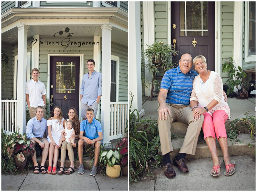 Comerford Family :: Kalamazoo Family Photography Gregersen Photography