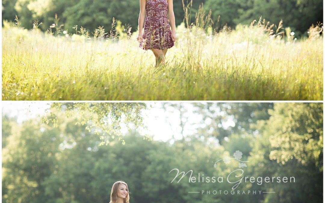 Melanie :: {Kalamazoo Michigan High School Senior Photography}