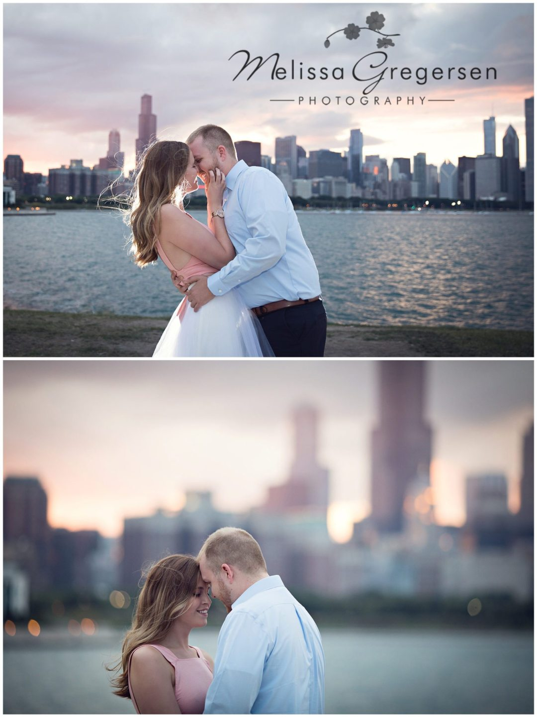 Jessica & Spencer :: {Chicago Illinois Engagement Photographer}