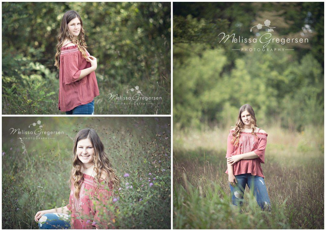 Kalamazoo Michigan High School Senior Photographer - Gregersen Photography