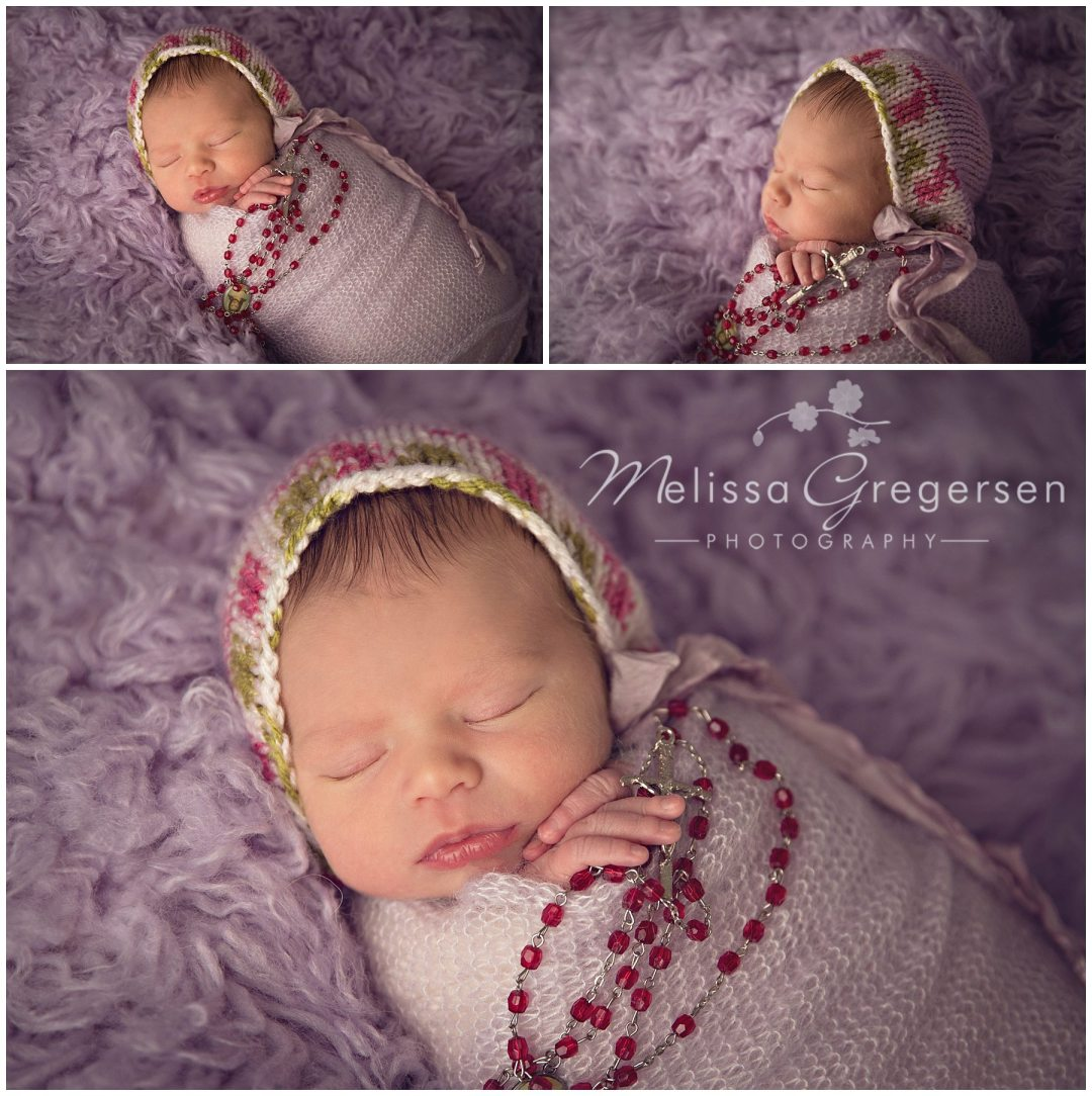 Jaida :: Kalamazoo Michigan Newborn Baby Plan Photographer - Gregersen Photography