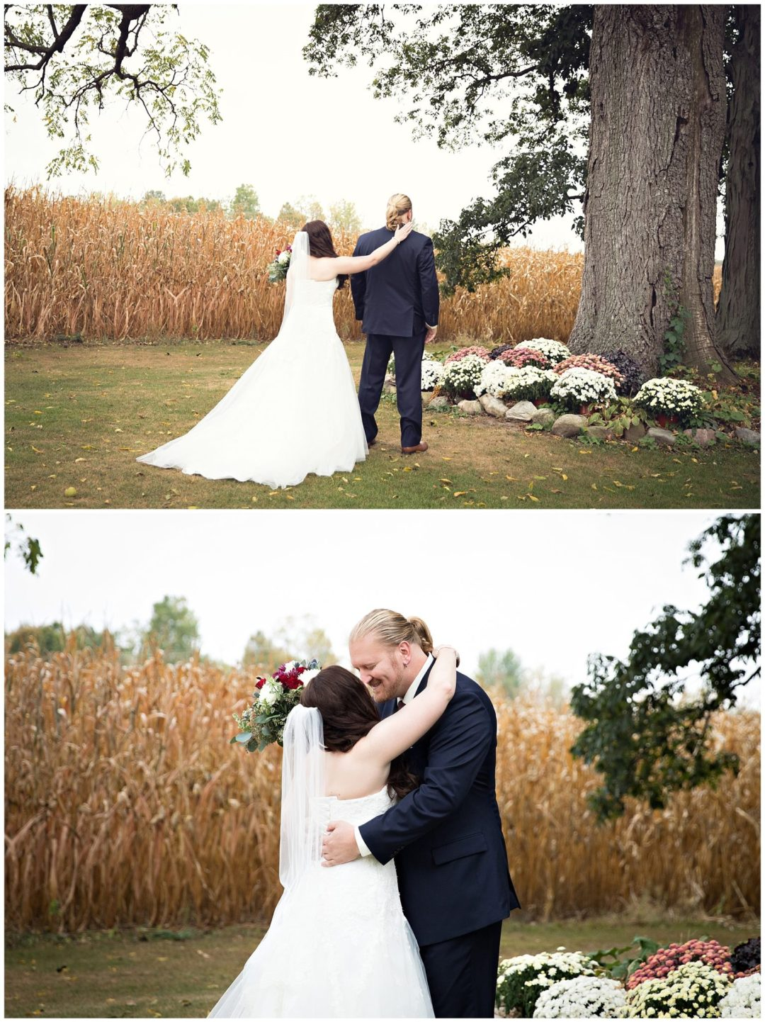 Kaleena and Steve :: {Gobles Michigan Vintage Rose Barn Wedding Photographer}