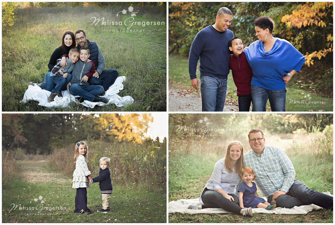 Candid Fall Family Photography Sessions