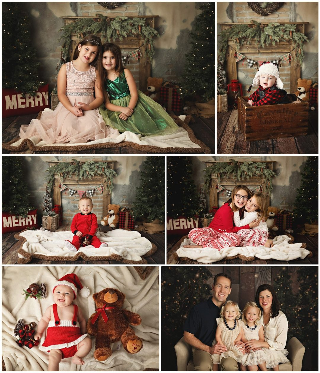 Christmas Mini Sessions :: {Kalamazoo Michigan Family Photographer}