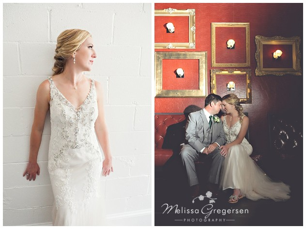 Magical shots of the couple and the bride alone. This venue is to die for!