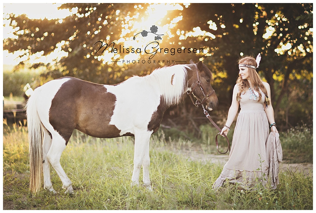 Beautiful woman and her beautiful horse.