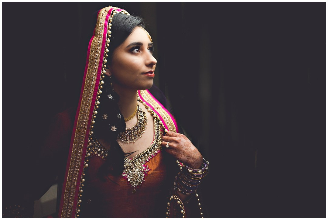 Bridal Mehndi Portraits at Radisson in Kalamazoo MI