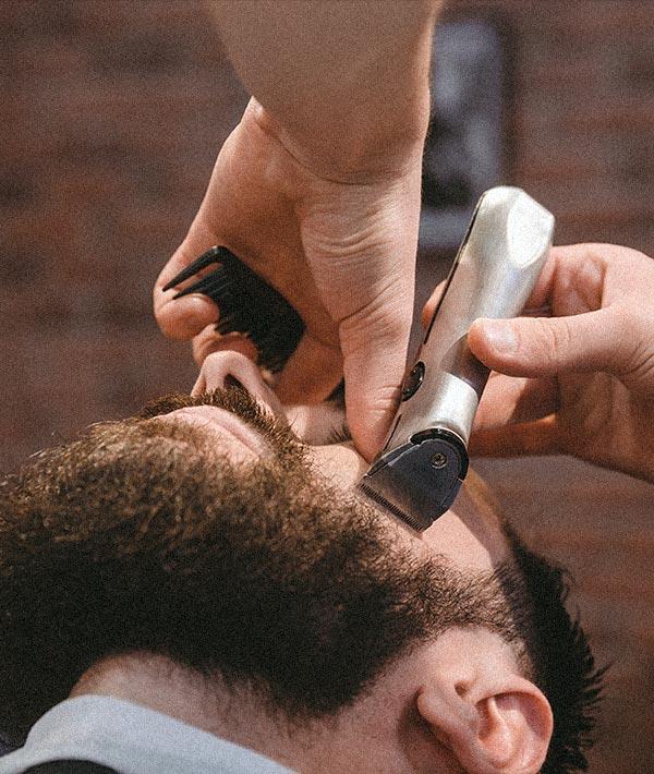 Shaving the Beard