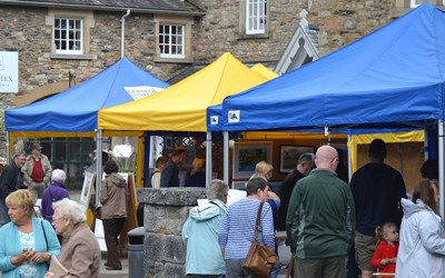 Art Cumbria Art Markets Holker Hall