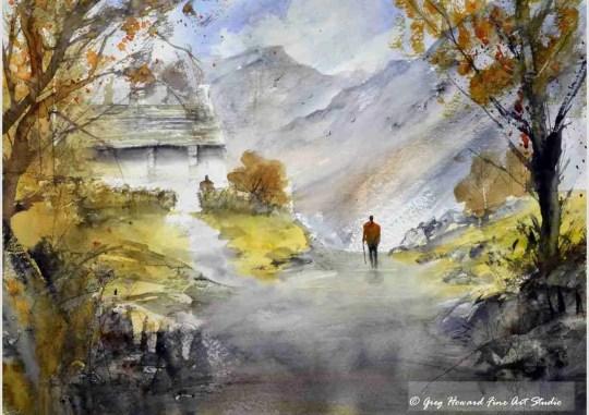 Autumn In Lakeland II