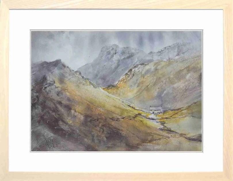 Framed Painting Refuge