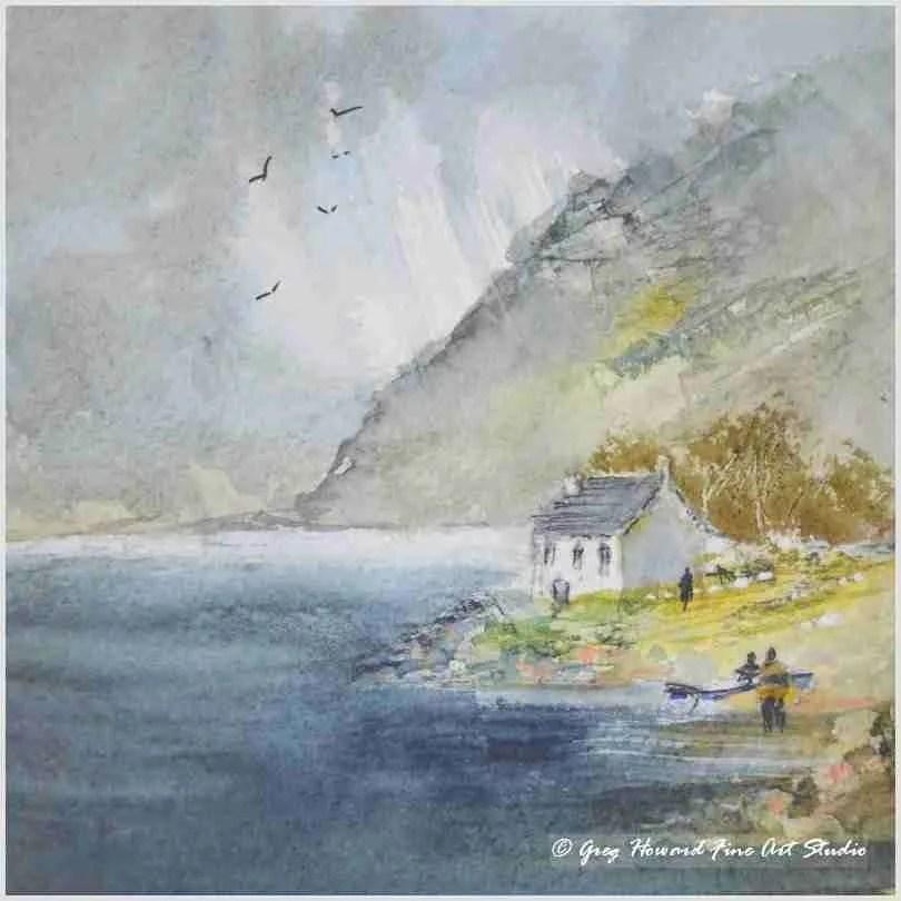 Highland Cottage I