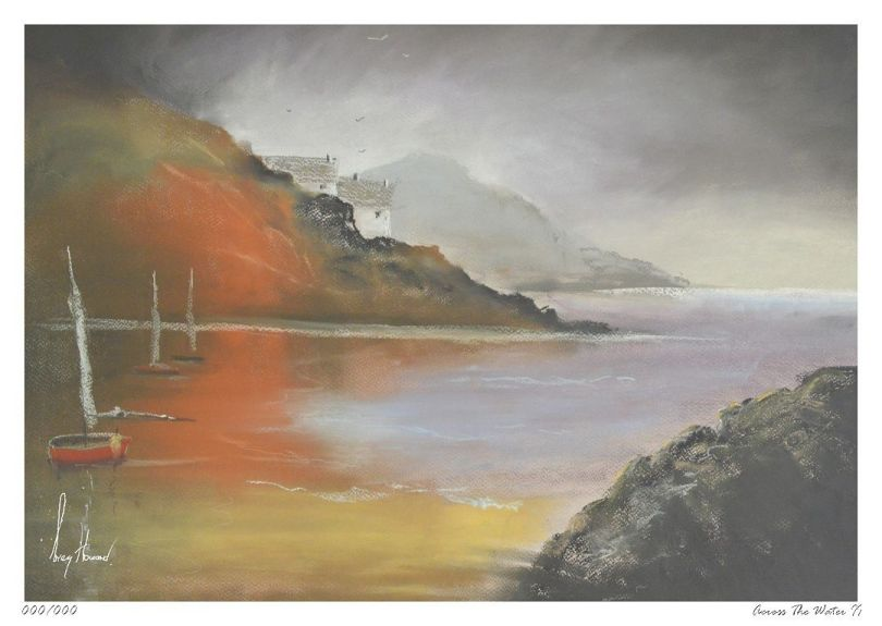 Limited Edition Print Across The Water II