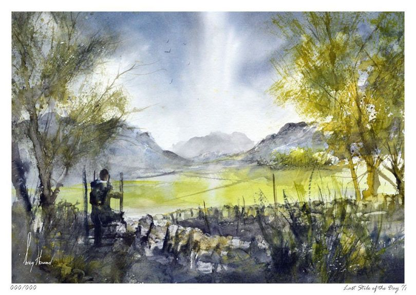 Limited Edition Print Last Stile Of The Day II