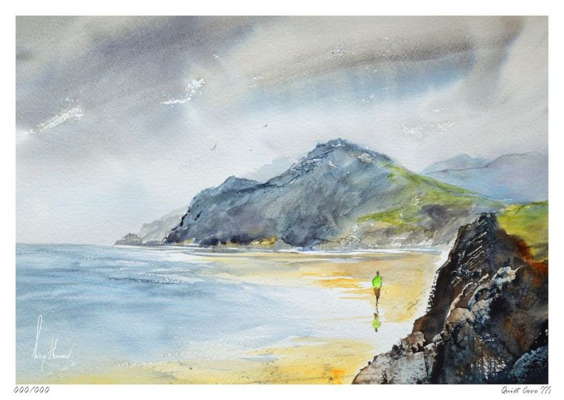 Limited Edition Print Quiet Cove III