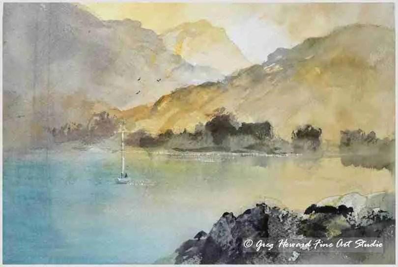 On The Lake II
