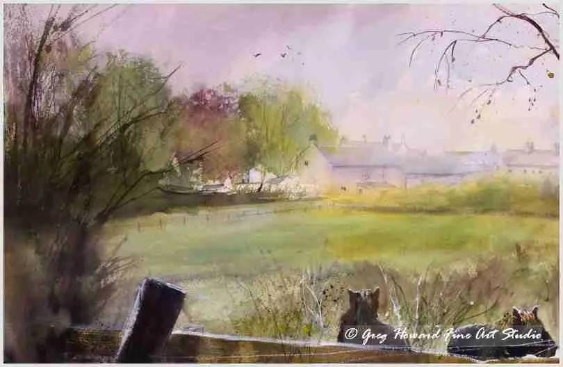Thorpe Derbyshire