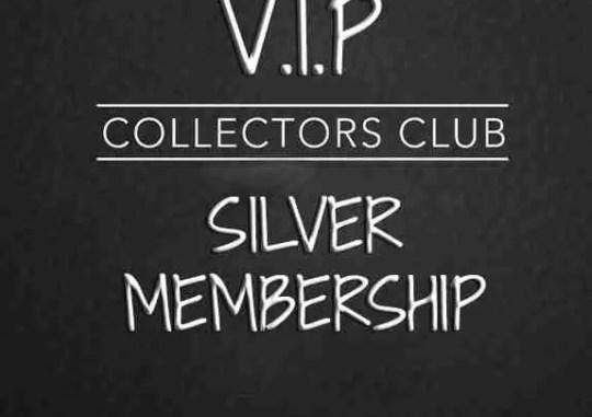 VIP COLLLECTORS SILVER