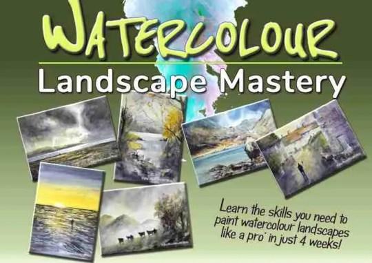 WATERCOLOUR LANDSCAPE MASTERY 7 700px