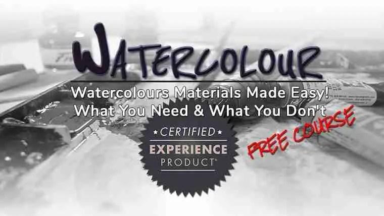 WATERCOLOUR MATERIALS 760PX