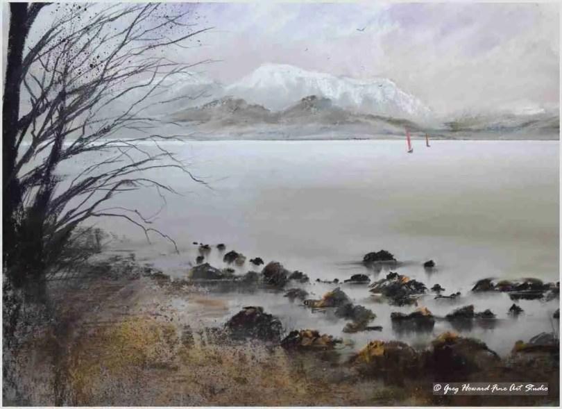 Winter N Ullswater III