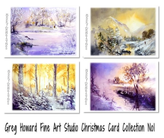 Xmas Card Collection One