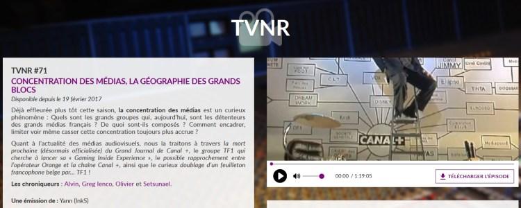 TVNR 71