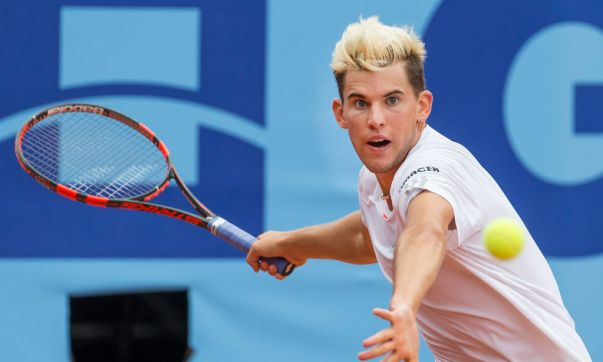 Image result for dominic thiem