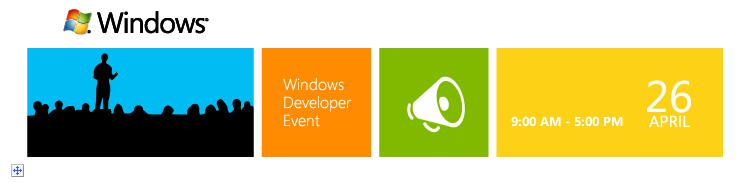 Windows 8 Developer Event in Chicago