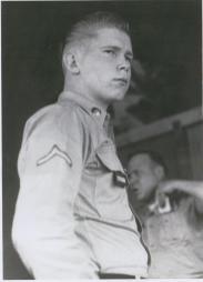 Larry Lhamon military