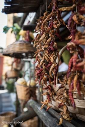 Marché de produits du terroir à Sorrento
